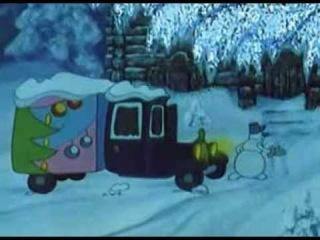 Дед мороз и зеленый слоник- пять бутылок водки