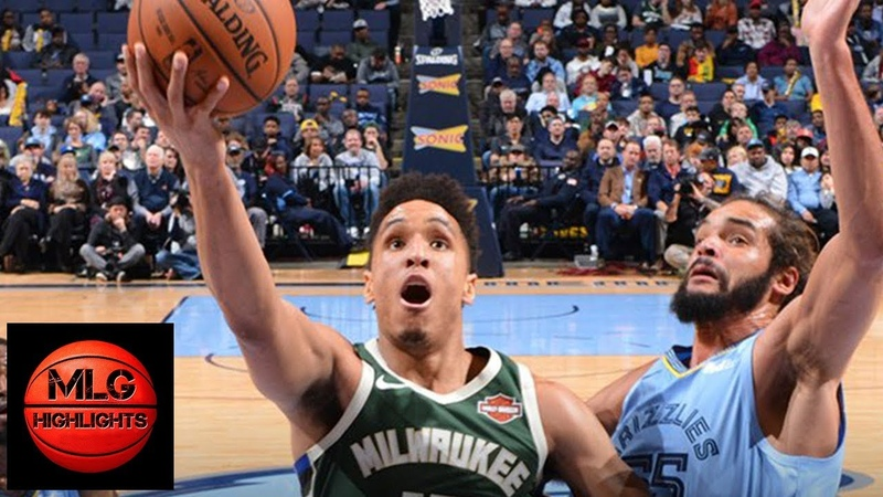 Milwaukee Bucks vs Memphis Grizzlies Full Game Highlights | 01/16/2019 NBA Season