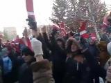 Новосибирск выдвигает Навального в президенты