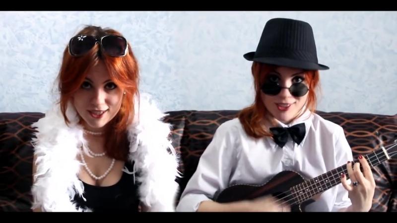 Scissor Sisters - I Cant Decide (Piano, Ukulele Cover)