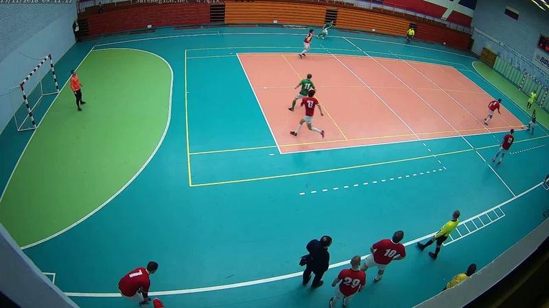 6 тур. Каучук - Лига Гурмэ