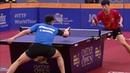 2016 Qatar Open MS-SF Ma Long - Dimitrij Ovtcharov (full match short form in HD)