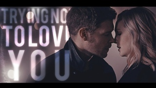 Klaus & Caroline | trying not to love you (+5x13)