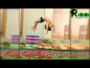 2 Year old rayan Toddler Who can Backflip clip एक्सरसाइज