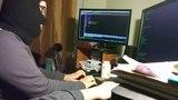 hacker keyboard balaclava