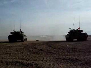 Leopard C2 HESH Demo