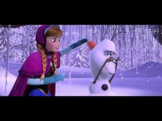 Холодное сердце 3D (Frozen) 2013. Трейлер украинский дублированный [HD]