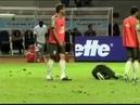 Тиаго Силва врезал Неймару на тренировке Футбол драки Тиаго Силва Неймар Best KVN for YOUtube