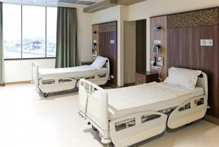 Внешнее лучевое лечение рака обычно не требует пребывания в больнице