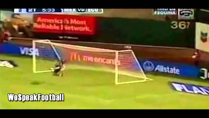 Guillermo Ochoa ● The Great Wall Of Mexico ● Best Saves Compilation HD 720p