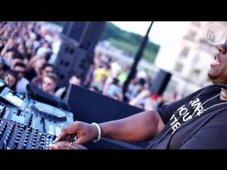 Carl Cox @ Château de Chambord for Cercle DJ