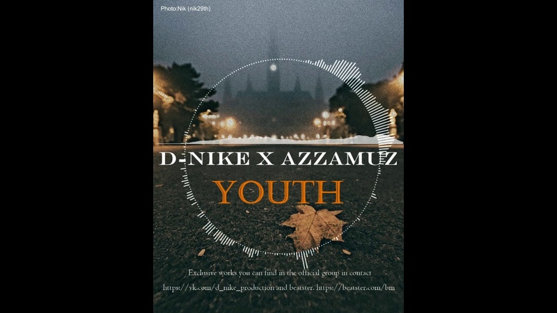 D Nike x aZZaMuZ-Youth(LEASING)