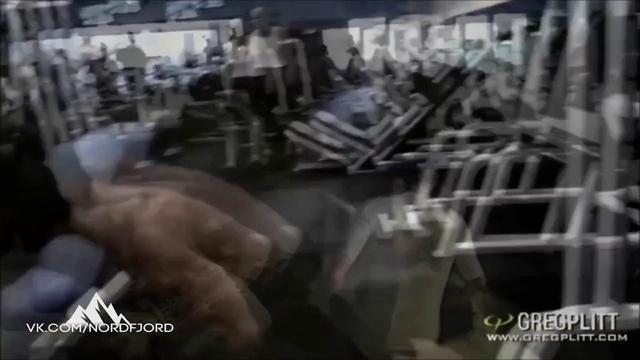 Greg Plitt, Грег Плитт - У ТЕБЯ ЕСТЬ ШАНС (LIMFRAYZIS) 2018 HD