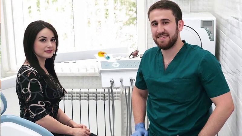 Эльдар Кубатов - Стоматолог года 2019, первый канал и Елена Малышева
