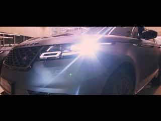 Дети Рекомендуют: Range Rover Velar