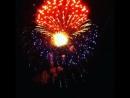 Шматочок феєрверку до закінчення всеукраїнського фестивалю Конотопська битва Автор видео: brelo4eg