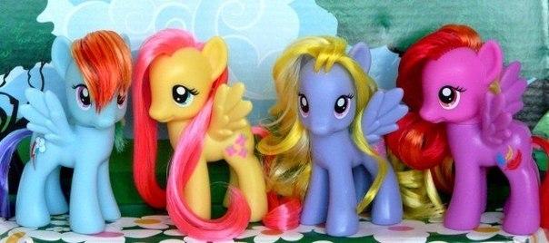 картинки пони дружба это чудо игрушки