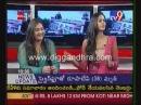 Josh heroine karthika and radha interview