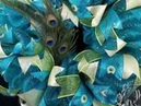 Deco Mesh Poof (Pouf) Wreath Tutorial by JKatsKreations