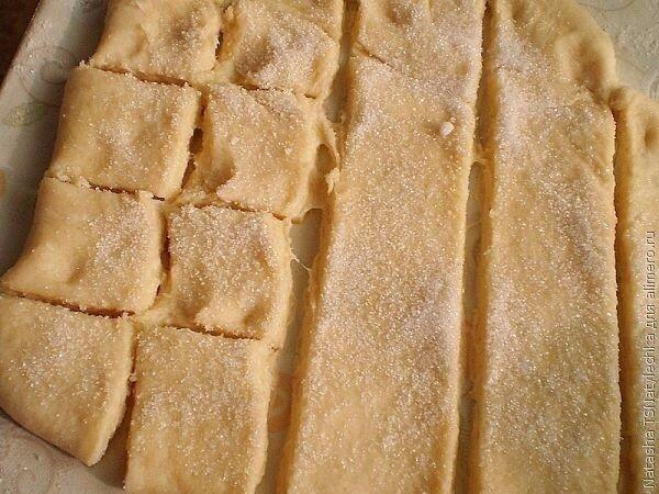 Домашнее печенье Ингредиенты: ● маргарин — 250 г ●
