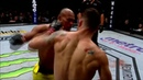 Chris Weidman versus Jacare Souza (