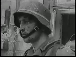 Битва за ростов-на-дону 1942 год. кадры немецкой кинохроники