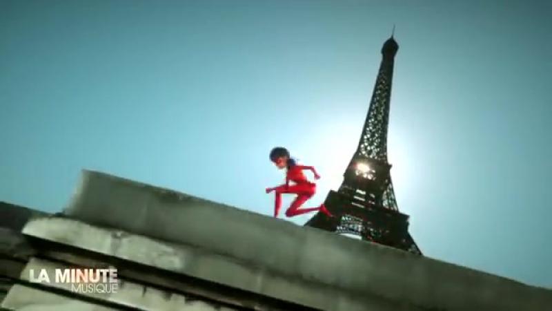 Lou Lenni-Kim _ La chanson de Miraculous dans La Minute Musique sur TF1