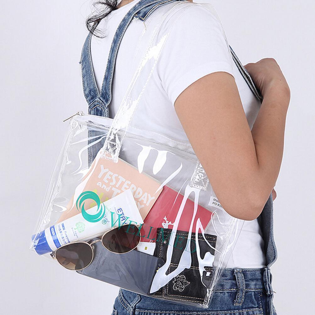 Прозрачная сумка для тех кому нечего скрывать 219