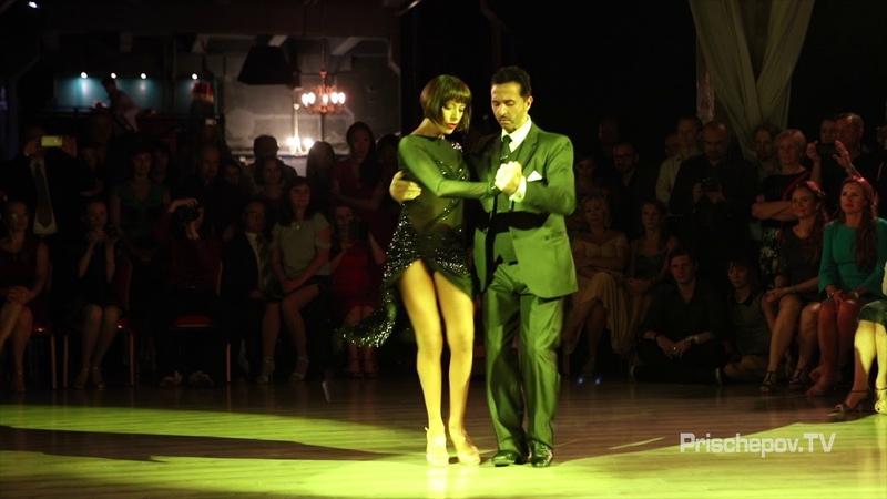 Gisela Paula Natoli Gustavo Rosas, 1-4, Russian Tango Congress 2018