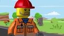 Мультик Лего - Детский весёлый добрый - Машинки - конструктор – Lego