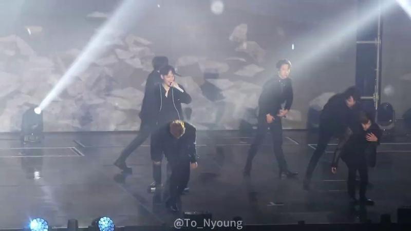 181116 GOT7 - Hard Carry @Pepsi Concert, 펩시 콘서트