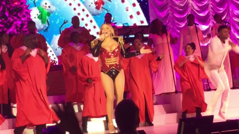 Gorgeous Mariah Carey, Berlin Mercedes-Benz-Arena 05.12.2018