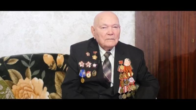 Рафальских Александр Николаевич - Участник боевых действий (1)