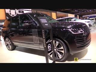 2019 Range Rover SV Autobiography 565hp - Exterior and Interior Walkaround - 2018 Paris Motor Show (2)