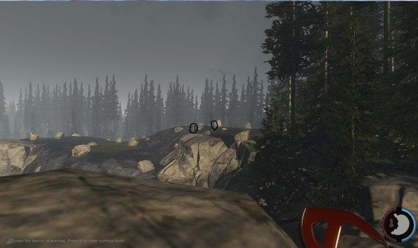 Основы выживания в игре The Forest