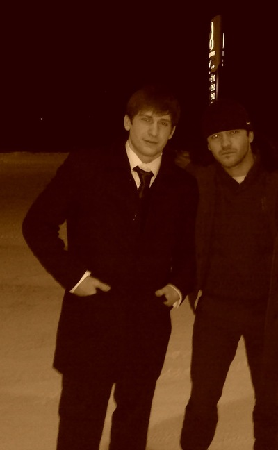 Руслан Пирмагомедов, 8 февраля , Москва, id61174586