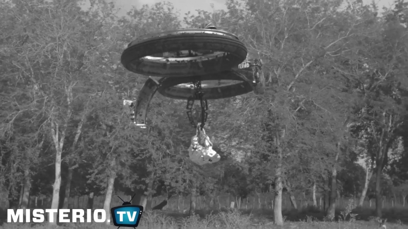 Misterio.Tv - Majestic 12 {MJ-12} - Unidentified Flying Objects [1080p]