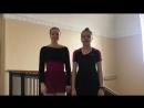 Гимнастка VS Балерина