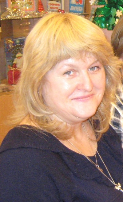 Людмила Бережнова