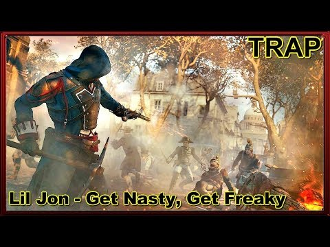 Lil Jon - Get Nasty, Get Freaky (Onur Ormen Remix) [NCS Release] [Trap]