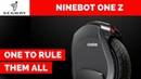 Ninebot One Z Models All YOU need to know NEW Segway models