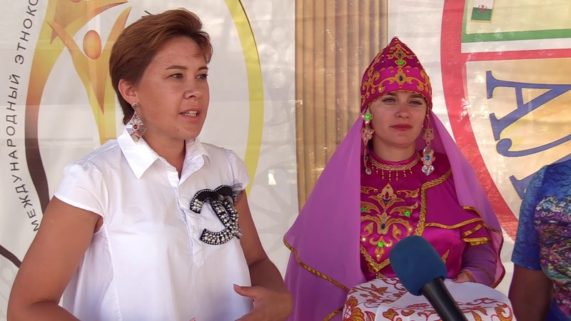 В селе Межводное стартовал V юбилейный фестиваль Алтын Майдан Крым