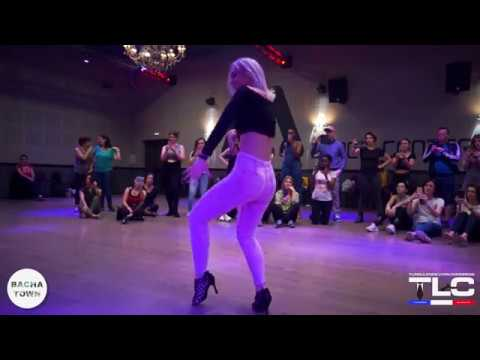 Alba Sanchez Lady Styling Bachata @ 5th Turbulence Lyon Congress