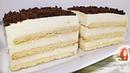 БЕЗ ДУХОВКИ Обалденный творожный торт