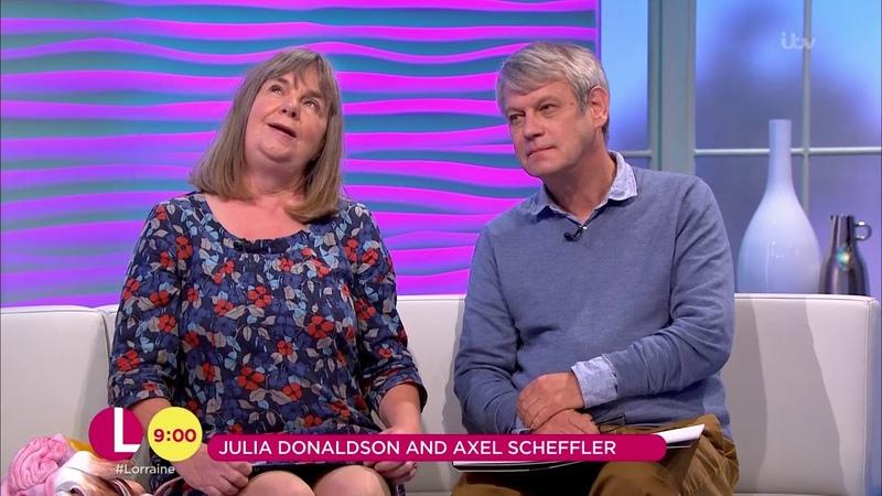 Lorraine Talks to Children's Author Julia Donaldson | Lorraine