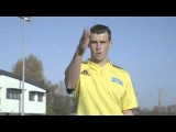 Real Madrid Star Gareth Bale Reveals How To Hit The Perfect FreekickSports pictures taken at just th
