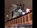 В Москве в полночь 1 января обрушился мост с людьми