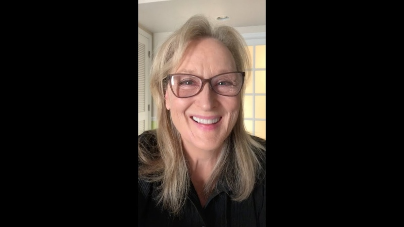Meryl Streep: Why I support the International Rescue Committee