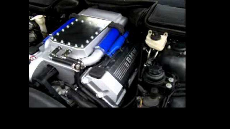 Kompressor Bmw M62 M60 V8 Motoren