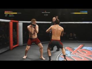 [creative7play] ОЧЕНЬ ВАЖНЫЙ БОЙ ○ UFC 3 ○ КАРЬЕРА [Career Mode] #2